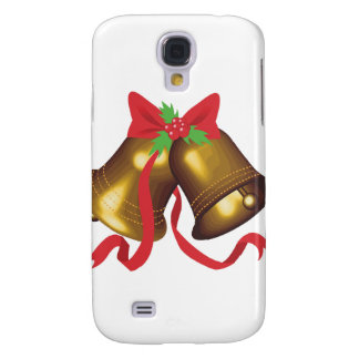 Christmas Bells Samsung Galaxy S4 Cases