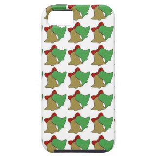 Christmas Bells Tough iPhone 5 Case