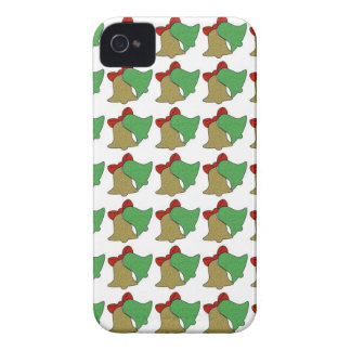 Christmas Bells iPhone 4 Case