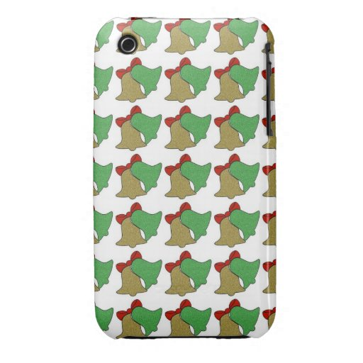Christmas Bells Case-Mate iPhone 3 Case