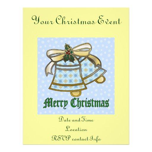 Christmas Bells Flyers