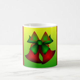 Christmas Bells II Classic White Coffee Mug