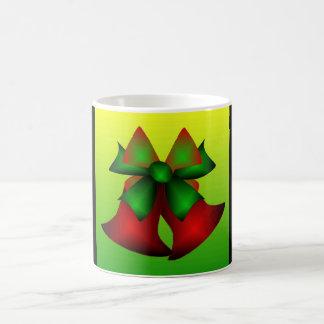 Christmas Bells III Classic White Coffee Mug