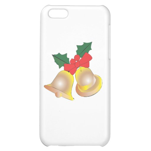 christmas bells iPhone 5C cases