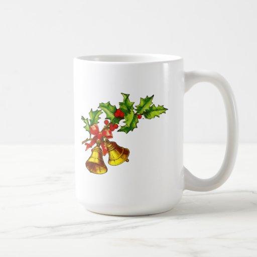 Christmas Bells Coffee Mugs
