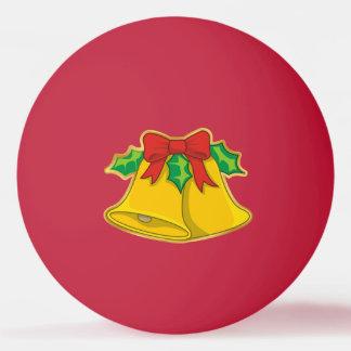 Christmas Bells Ping Pong Ball