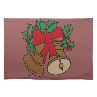 Christmas Bells Placemat