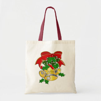 Christmas Bells Shopping Bag