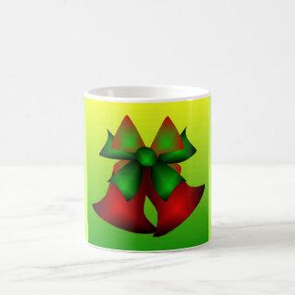 Christmas Bells V Classic White Coffee Mug