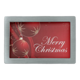 Christmas Belt Buckle