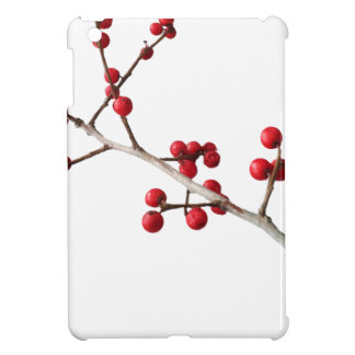 christmas berries case for the iPad mini
