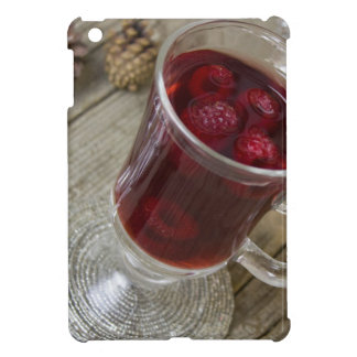 Christmas berries punch iPad mini cases