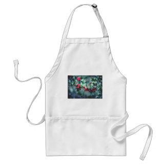 Christmas berries standard apron