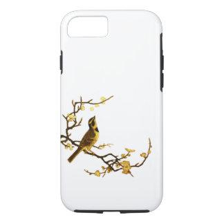 CHRISTMAS BIRD iPhone 8/7 CASE