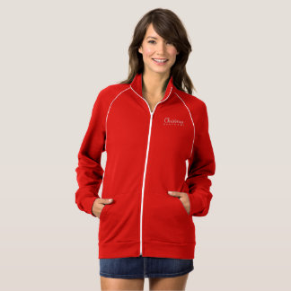 Christmas Bootcamp Jacket | Red