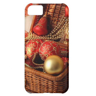 Christmas box - Christmas decorations iPhone 5C Case