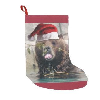Christmas Brown Bear