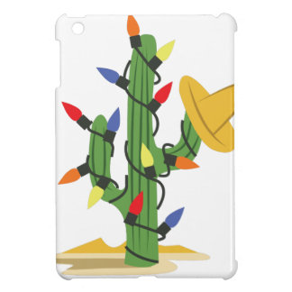 Christmas Cactus Cover For The iPad Mini