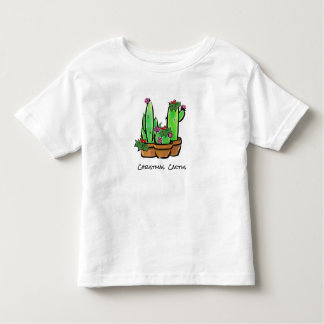 Christmas Cactus Toddler T-Shirt