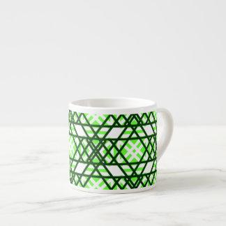 Christmas Caffeine Snow-cross Espresso Cup