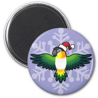 Christmas Caique / Lovebird / Pionus / Parrot Magnet