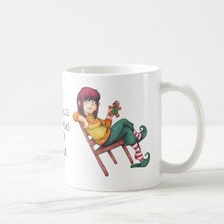 Christmas Calories Don't Count! Holiday Coffee Mug