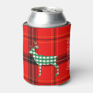 CHRISTMAS CAN COOLERS