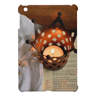 Christmas candle and bible iPad mini cases