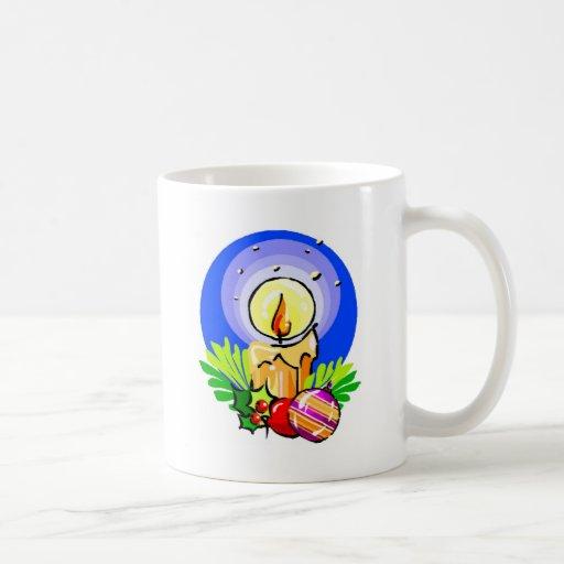 Christmas Candle Mug