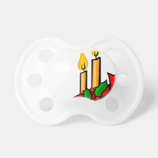 Christmas Candles Dummy