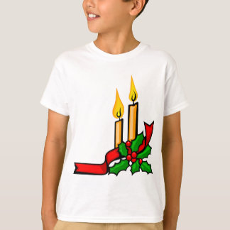 Christmas Candles T-Shirt