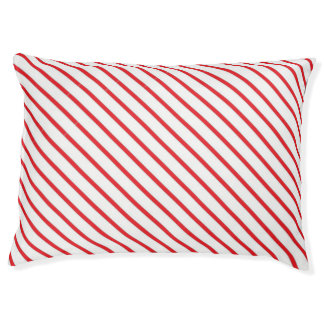 Christmas Candy Cane Stripes Pattern