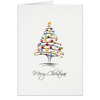 Christmas card Marry Christmas