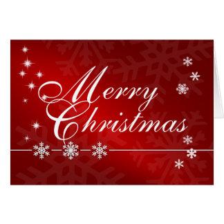 Christmas Card - Merry Christmas
