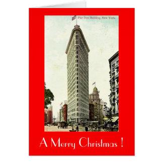 Christmas Card, New York City Card