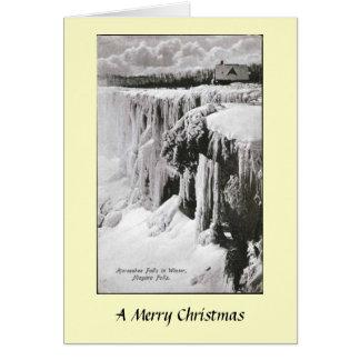 Christmas Card - Niagara Falls, New York