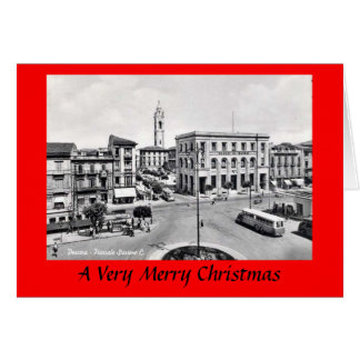 Christmas Card - Pescara