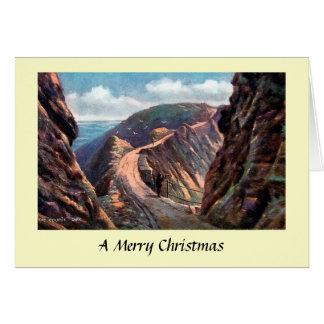 Christmas Card - Sark, Channel Islands