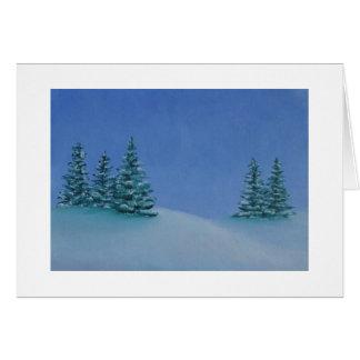 Christmas Card - Winter Glow