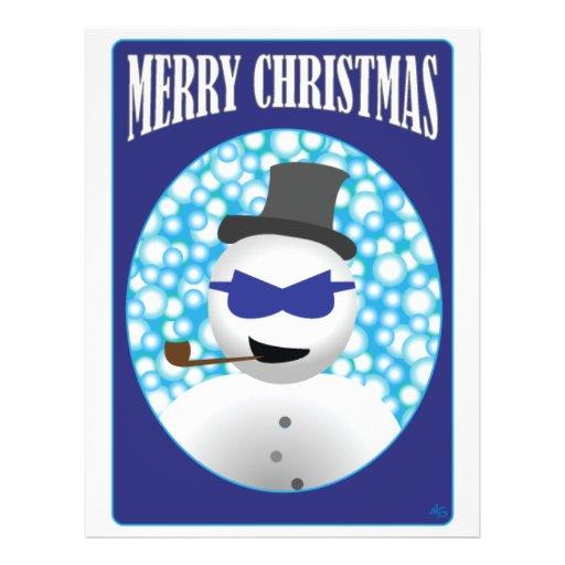 CHRISTMAS CARDS #1 CUSTOM FLYER