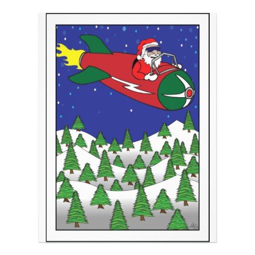 CHRISTMAS CARDS -1 FLYERS
