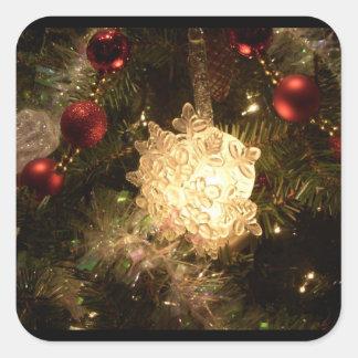 christmas cards sticker
