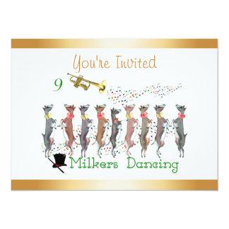 Christmas Caroling 2 Invitation