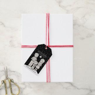 Christmas Caroling Gift Tags