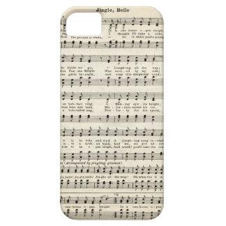 Christmas Carols: Jingle Bells iPhone 5 Case