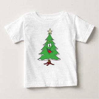 ***CHRISTMAS CARTOON CHRISTMAS TREE** TEE FOR BABY