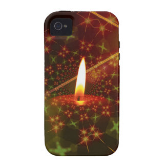Christmas Vibe iPhone 4 Case