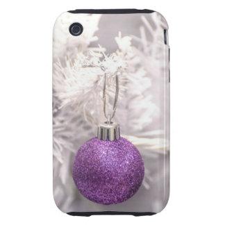 Christmas Tough iPhone 3 Case