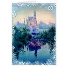 CHRISTMAS CASTLE by SHARON SHARPE Card