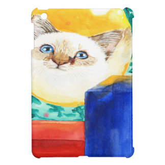 Christmas Cat Case For The iPad Mini